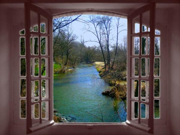 Una finestra sull 39 anima - Finestra sul po ...