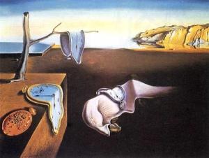 La persistenza della memoria-S. Dalì