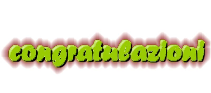 funzione strumentale Congratulazioni