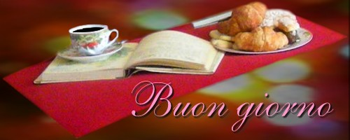Venerdì 18 Novembre Buongiorno-con-vasoio-rosso