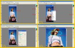 collage beams man 1