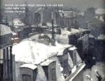 Gustave Caillebotte Vue de toits effet de neige scritta