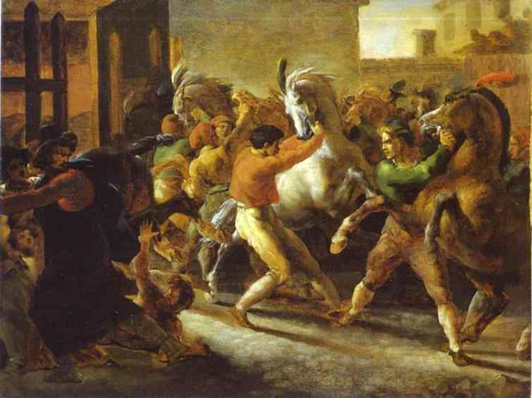 Horse-Races-in-Rome