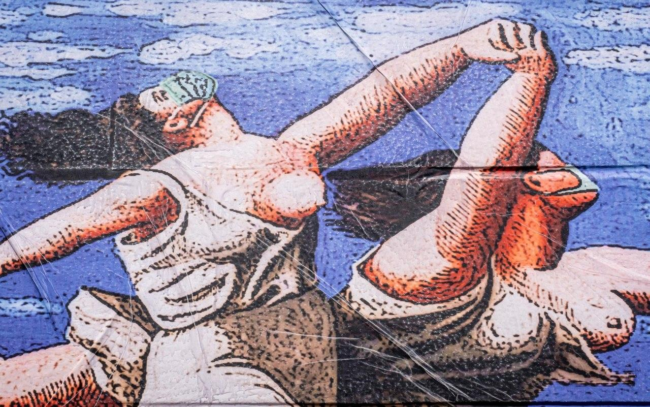 "Street Art di "" Cristina Donati Meyer """